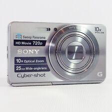Sony Cybershot DSC-W690 Digital Camera 16.1 MP 10x Zoom 25mm Wide-Angle Lens