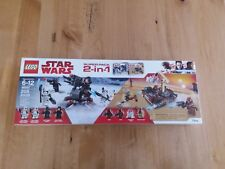 LEGO Star Wars 66597 Super Battle Pack 2 in 1 FREE SHIPPING!