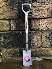 Spear & Jackson Neverbend PYD Garden Border Spade - Solid Forged