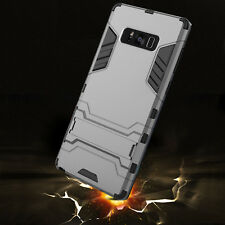 For Samsung Galaxy S9 Stand Armor Case Hybrid Rubber Slim Cover - Fast Shipping