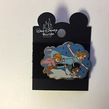 The Darling Children Fly Peter Pan Disney Pin 3315
