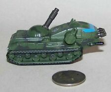 Small  Micro Machine Plastic TX-4a  Tank in Green Camo