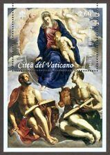 2018 Vatican City: Great Venetian Painters: Tintoretto  MNH Sheet