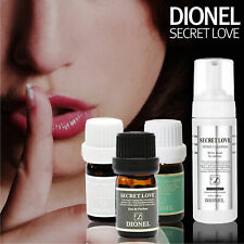 [DIONEL] Secret Love Feminine Hygiene Perfume Cleanser 5ml - Black / White