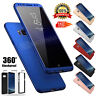 For Samsung Galaxy S7 edge S8 S9 Plus New ShockProof Hybrid 360 TPU Case Cover