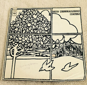 "The Millennium Begin LP Columbia CS 9663 1968 Stereo Pressing  33RPM Record 12"""