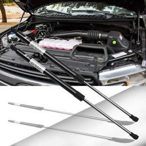 2pcs Frint Hood Bonnet Gas Strut Lift Support Fit Mercedes-Benz E-Series W210