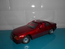 24.09.17.4 Mercedes 500 SL voiture miniature Majorette 1/24