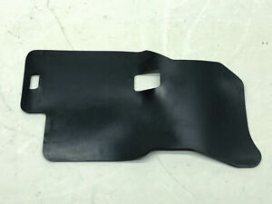 Kawasaki KLE650 KLE 650 Versys (6) 07' Rubber Mat Engine Cover Protector