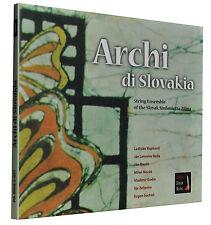 Archi Di Slovakia - Chamber music, Classical, Digipak, PAVLIK RECORDS, 2006
