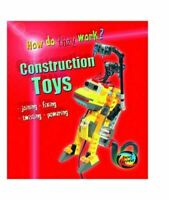 Wendy Sadler, Construction Toys (Young Explorer: How Do They Work?), Very Good,