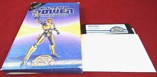 C64: Capitaine Power and the soldiers of the Future-Box Office logiciel 1987