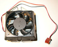 T&T 50 mm 12 V Fan with Removable Aluminum Heatsink - 2 Pin Connector