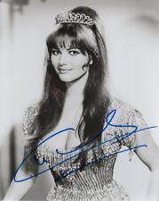 Claudia Cardinale Autogramm signed 20x25 cm Bild s/w