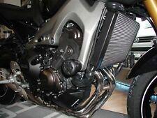 Yamaha MT-09 Modell 2013-2016 B&G Sturzpads NEU / Crashpads NEW
