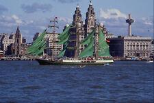 615053 Tall Ship Alexander Von Humboldt England A4 Photo Print