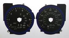 Lockwood Toyota Landcruiser BLACK Dial Conversion Kit C787