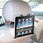 innovative technology Blk. Multi Direction Rotating iPad Car Clip Holder NIB 30