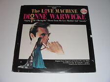 Dionne Warwick: The Love Machine Original Sound Track SEALED LP