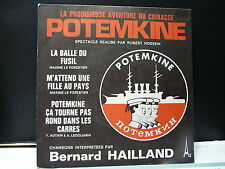 Spectacle de ROBERT HOSSEIN Potemkine BERNARD HAILLAND La balle du fusil SG562
