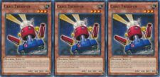 Card Trooper SDHS-EN015 X 3 1st Mint YUGIOH Cards