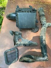 Land Rover Defender Td5 Air Box air pipe and bracket and wing pipe