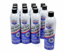LUCAS OIL 10906-12 Brake Parts Cleaner Case 12 x 14oz.