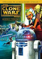 Star Wars - The Clone Wars - Saison 1 - Volume 2 (DVD) NEUF