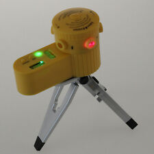 New Plastic Multifunction Laser Level Leveler Tool with Tripod Useful AL