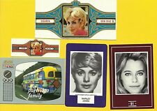 The Partridge Family Shirley Jones Susan Dey Fab Card Collection Sit-Com