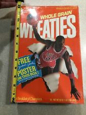 Michael Jordan Wheaties Box Sealed Chicago Bulls