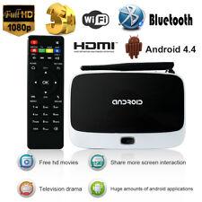 CS918T Quad Core Android 4.2 Smart TV Box WiFi Bluetooth 1080P Media 2GB 8GB US