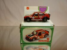 MEBETOYS A97 ALFA ROMEO ALFASUD TROFEO #1 - RED 1:43 - VERY GOOD IN BOX