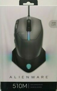 Alienware AW510M RGB Gaming Mouse / Alienware AW310M Wireless Gaming Mouse