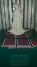 Wdcc Sleeping Beauty Maleficent White-ware Evil Enchantress