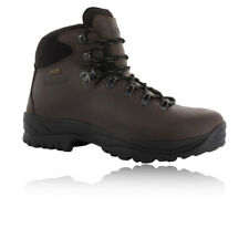 Hi-Tec Ravine WP Men's Waterproof Leather Lace up Ankle Hiking BOOTS UK 9