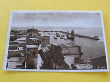 Liban Saida Le Port Middle East Postcard