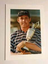 Golf Press Photograph - Justin Leonard 1997 British Open Championship (Troon)