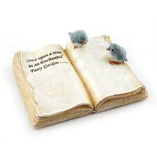 "Fairy Garden Mini - ""A Fairy Garden Tale"" Book with Birds"