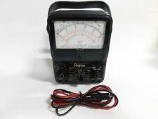 Simpson 260 Series 6p Analog Volt Ohm Milliammeter Vom Multi Meter