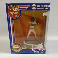 1994 Starting Lineup Barry Bonds MLB Stadium Stars figure Candlestick Park