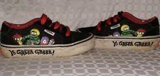 Vans Yo Gabba Gabba Kids Suede Shoes Size 11 US, 10.5 UK, EUR 27.5, 16 CM