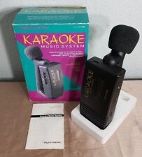 Vintage Realistic Karaoke Music System 1992 Tandy Radio Shack