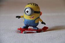 "Exclusive! Full ""Minion Carl Rocket Skateboard"" McDonald's Despicable Skate 2013"