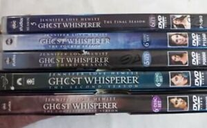 GHOST WHISPERER THE COMPLETE SERIES 1 TO 5 : REGION 4 DVD.