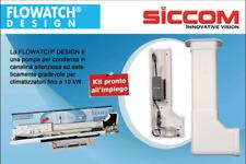 Kit Mini Pompa Scarico Condensa per Climatizzatori portata 15 l/h