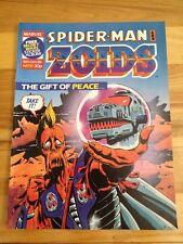 Spiderman And Zoids Magazine # 31