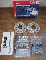 H&R 40125580 Lochkreisadapter 40mm Alfa 5/98 58mm auf Audi Felge 5/100 57,1mm
