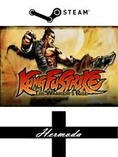 kung fu strike the warrior's rise steam key-für pc windows (same day dispatch)