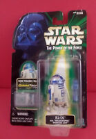 STAR WARS R2 D2 HOLOGRAPHIC LEIA - POWER OF THE FORCE - ANNEE 1999 - R 4102
